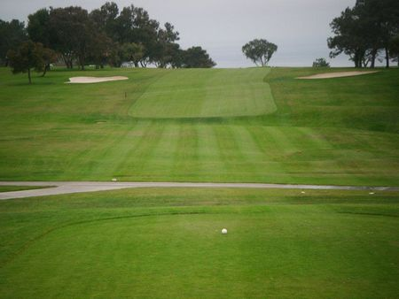 Overview of golf course named Birmingham Forest Golf Club