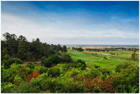 Overview of golf course named Colovista Golf Club