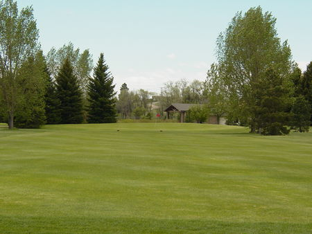Airport Golf Course Cover Picture