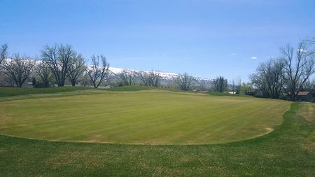 Overview of golf course named Paradise Valley Golf Club