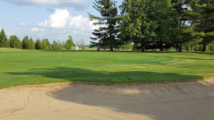Arbor trace golf club cover picture