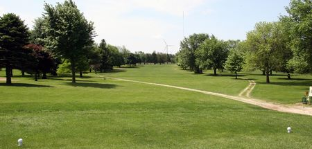 Overview of golf course named Benton County Country Club