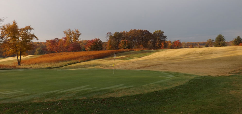Boonville country club cover picture