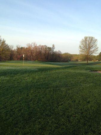 Cascades Golf Course Cover Picture