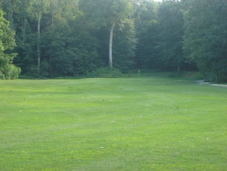 Clear Creek Golf Course Cover