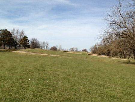 Overview of golf course named Crestview Golf Club