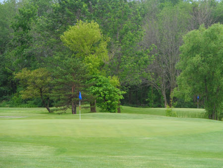 Duck Creek Golf Course Cover Picture