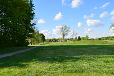 Overview of golf course named Mccormick Creek Golf Course