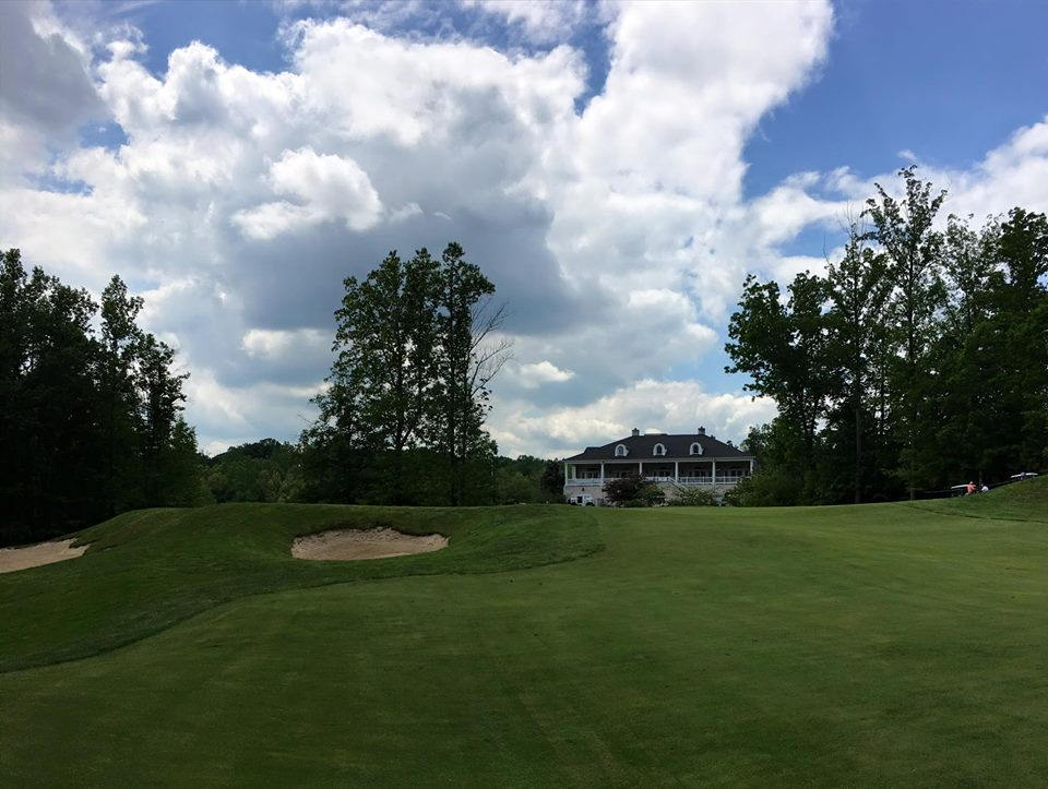 Overview of golf course named Old Hickory Golf Course