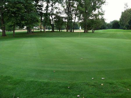 Old orchard golf course inc cover picture