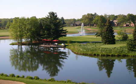 Sandy Pines Golf Club Cover Picture