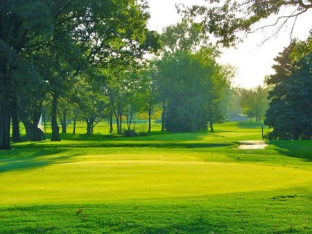 Shadowood Golf Course Cover Picture