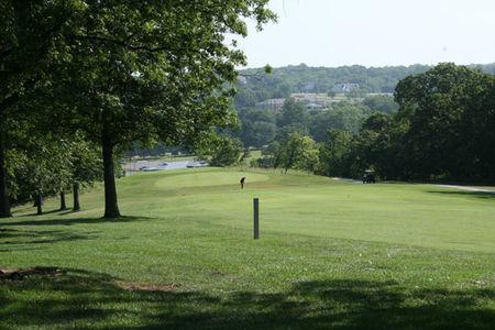 Tomahawk Hills Golf Club Cover