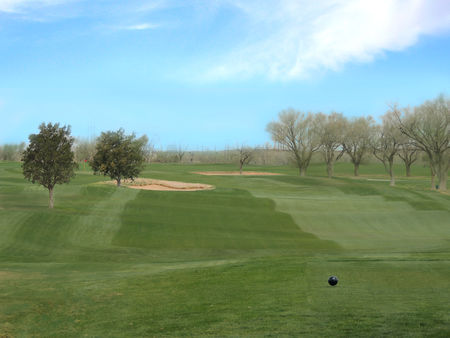 Comanche trail golf course cover picture