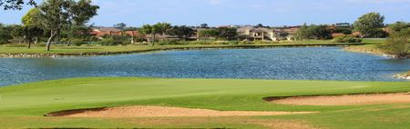 Overview of golf course named Laredo Country Club, The