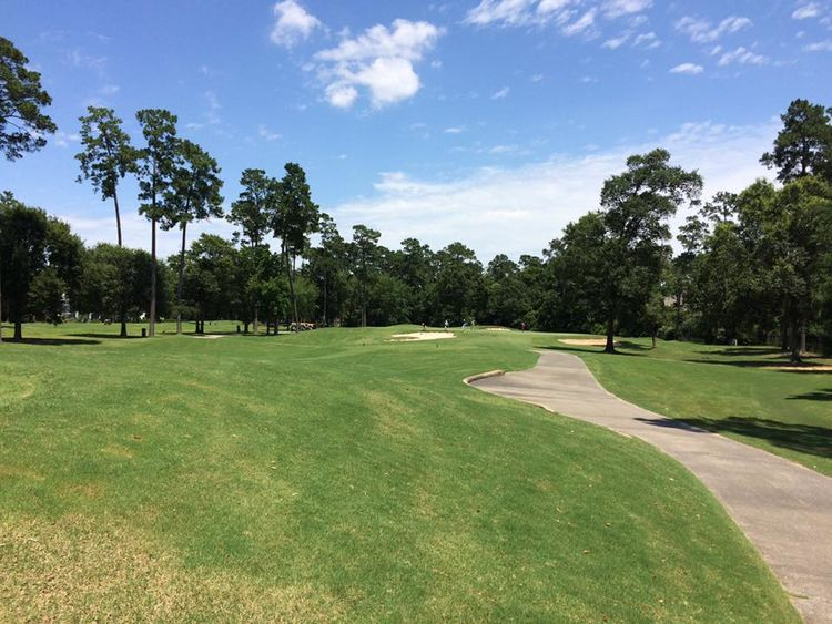 The Woodlands Country Club Palmer Course - Golf Course ...