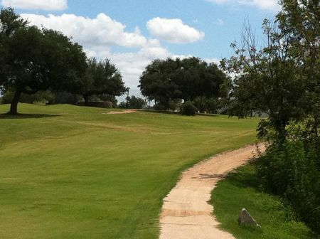 Llano river golf course cover picture