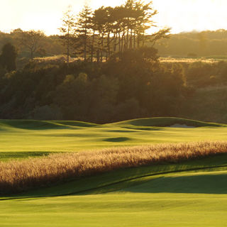Atlantic golf club cover picture