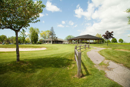 Amherst audubon golf course cover picture