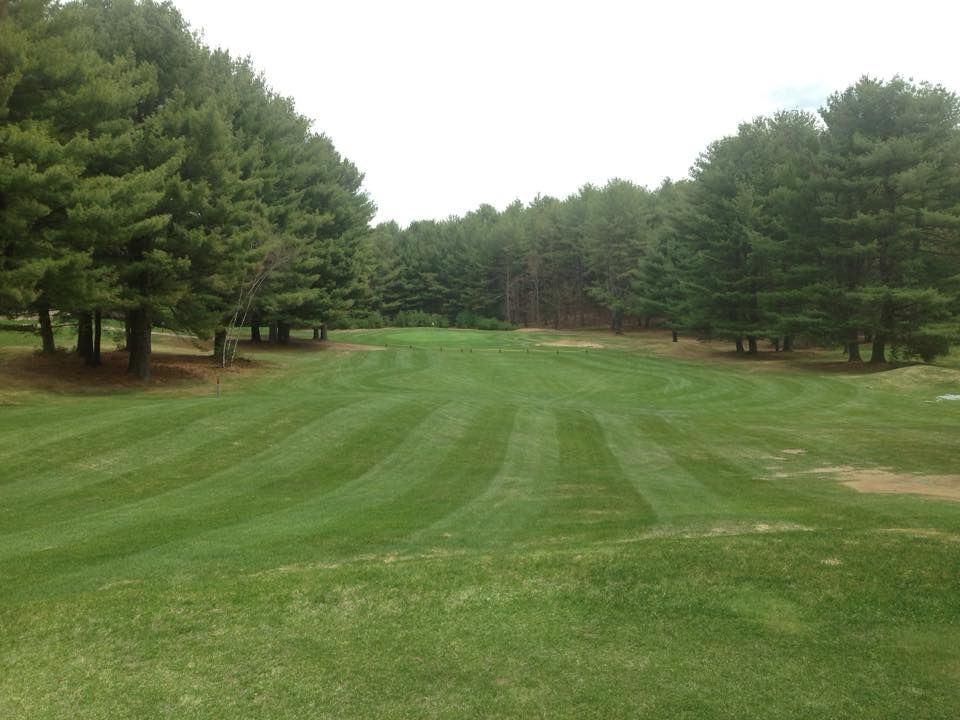 Brookhaven golf club cover picture