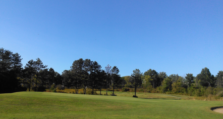 Crestwood golf club cover picture