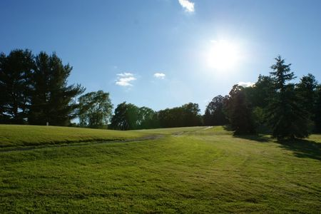 Endwell greens golf club cover picture