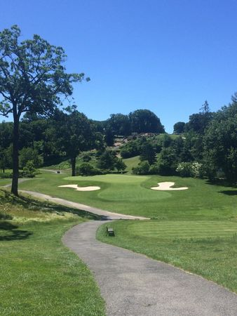 Scarsdale golf club cover picture