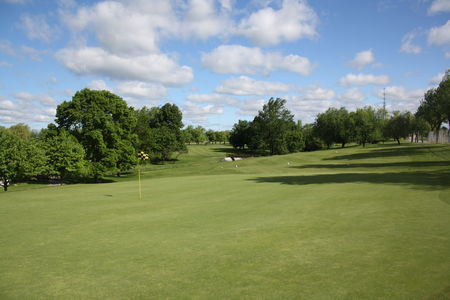Sheridan park golf course cover picture