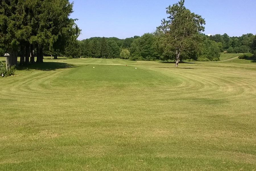 Overview of golf course named Stone Dock Golf Course