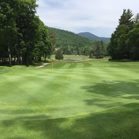 Whiteface club and resort cover picture