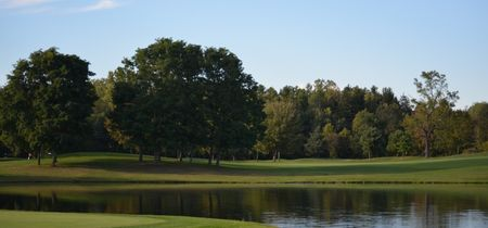Overview of golf course named Willowbrook Golf Course and Restaurant