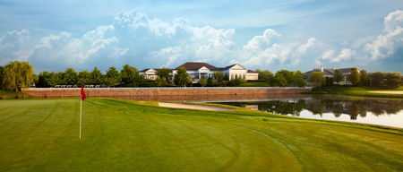 Overview of golf course named Willow Creek Golf and Country Club