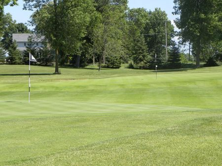 Overview of golf course named Ridgeway Country Club