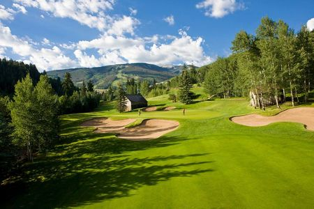 Beaver creek golf club cover picture