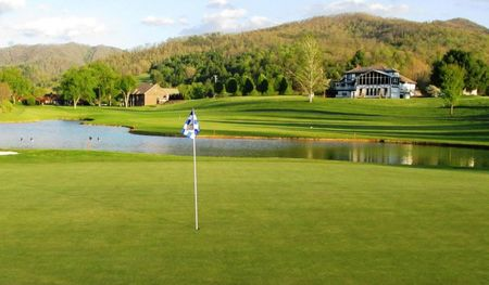 Redtail Mountain Golf Club Cover Picture