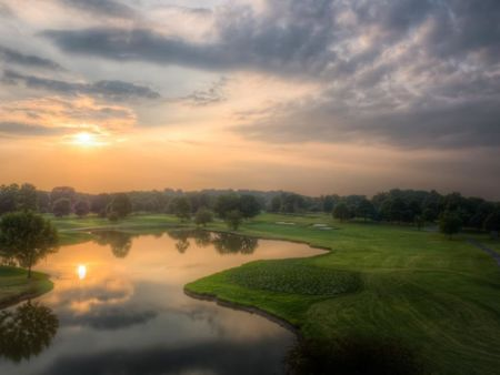 Hermitage Golf Course Cover Picture