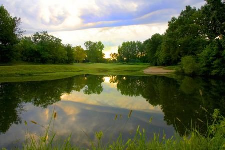 Jackson national golf club cover picture