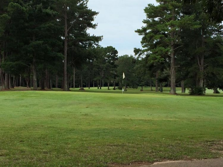 Arnold golf course cover picture
