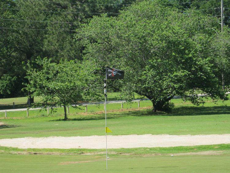 Audubon golf course cover picture