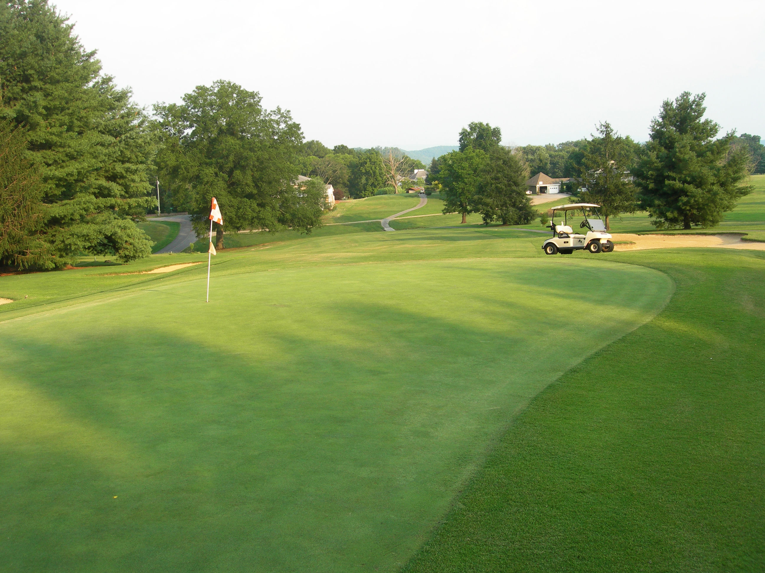 Baneberry golf and resort cover picture