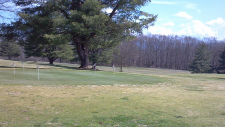 Bays Mountain Golf Course Cover Picture