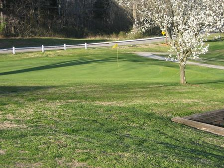 Belle acres golf course cover picture