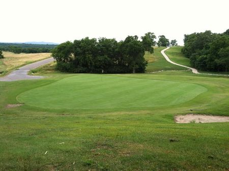 Blackberry ridge golf club cover picture