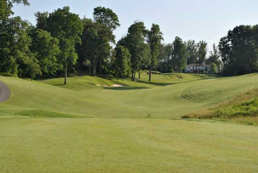 Blackthorn club at the ridges cover picture