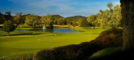 Brentwood country club cover picture