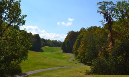 Buffalo valley golf course cover picture