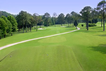 Overview of golf course named Cleveland Country Club