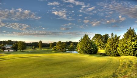 Dead horse lake golf course cover picture