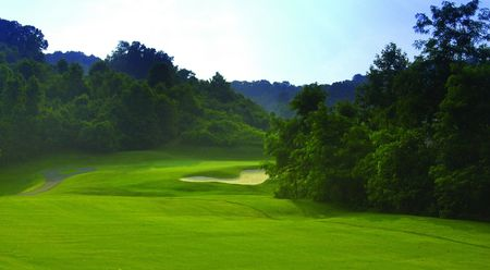 Tennessee Centennial Golf Course Cover Picture