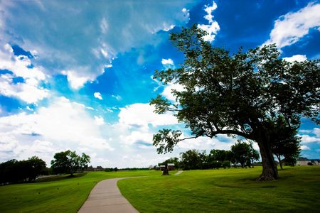 Overview of golf course named The Club at Fairvue Plantation